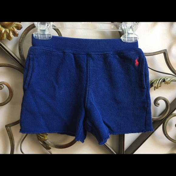 Polo by Ralph Lauren Other - Polo by Ralph Lauren heavy cotton short